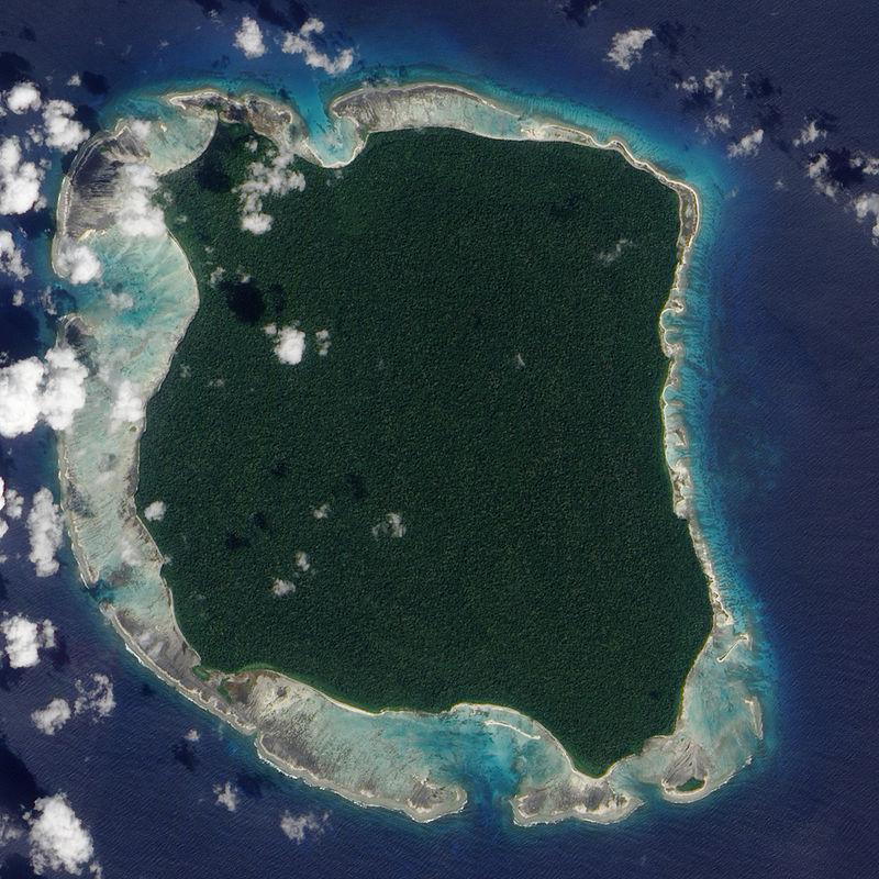 NORTH SENTINEL ISLAND, BAY OF BENGAL