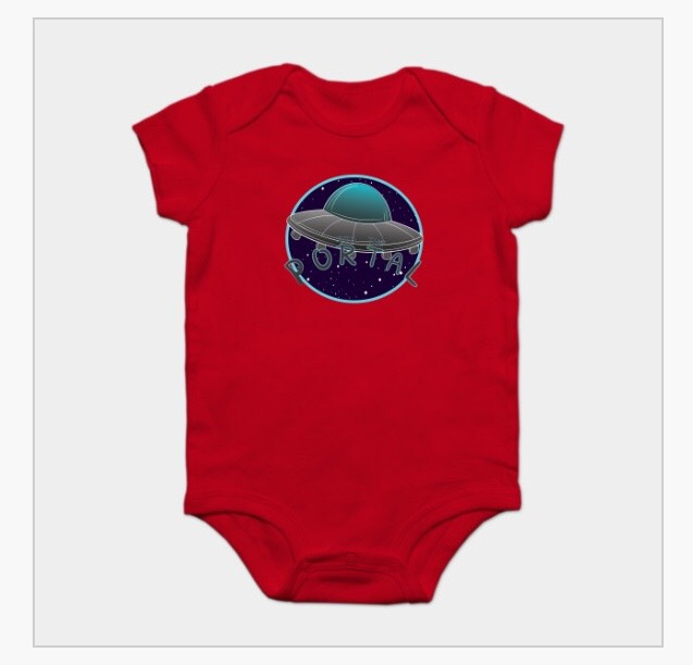 INTO THE PORTAL UFO BABY ONSIE