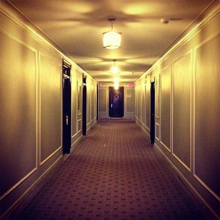 The Haunted Hallways of Fort Garry Hotel