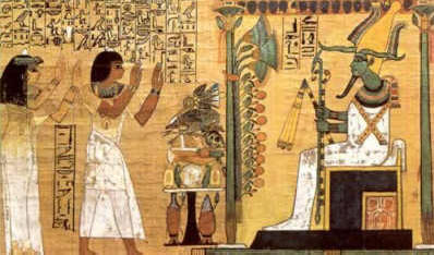 Osiris on his throne underworld.jpg