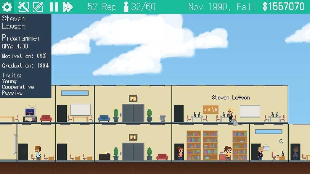Game School Simulator