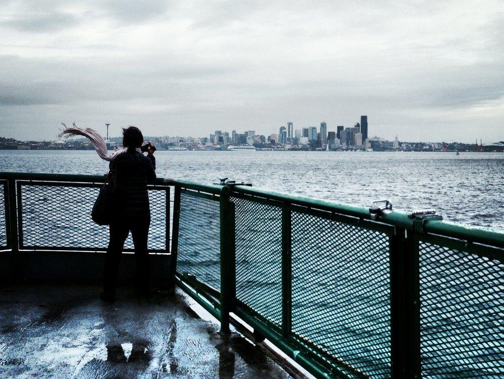 seattle on ferry.JPG