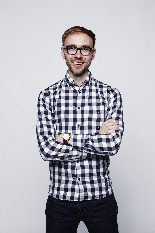Alen Faljic, ex-IDEO biz. designer and founder of d.MBA