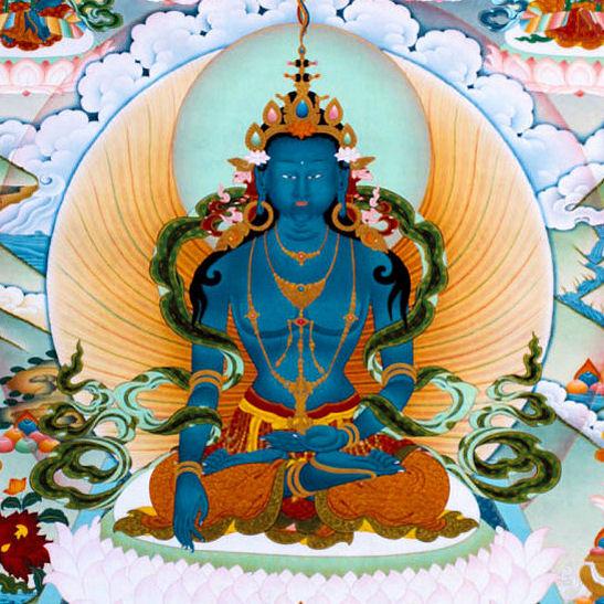 Buddha Akshobhya Prayer - Buddha Akshobhya or Mitrugpa in Tibetan is especially powerful for purifying negative karma …