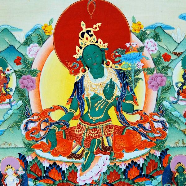 Green Tara Prayer - Green Tara - the dakinis that swiftly accomplish the enlightened activities of the Buddhas …