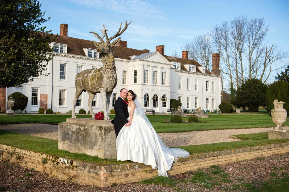 Weddings at Gosfield Hall