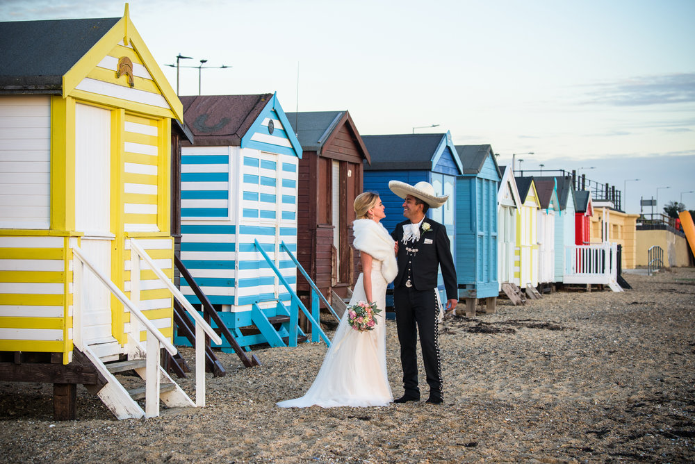 Weddings at The Roslin Beach Hotel