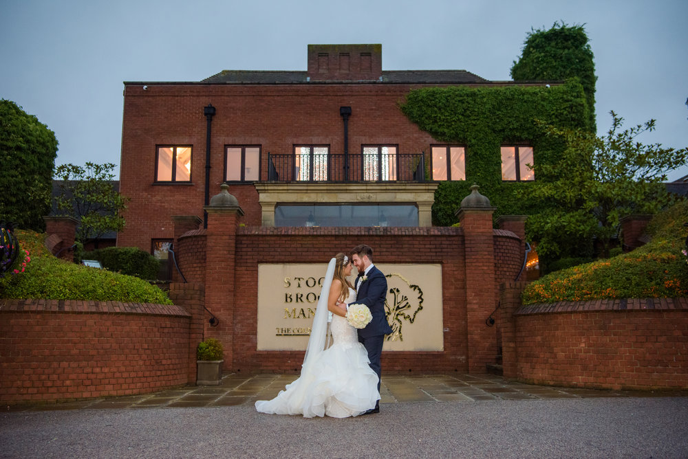 Weddings at Stock Brook Manor