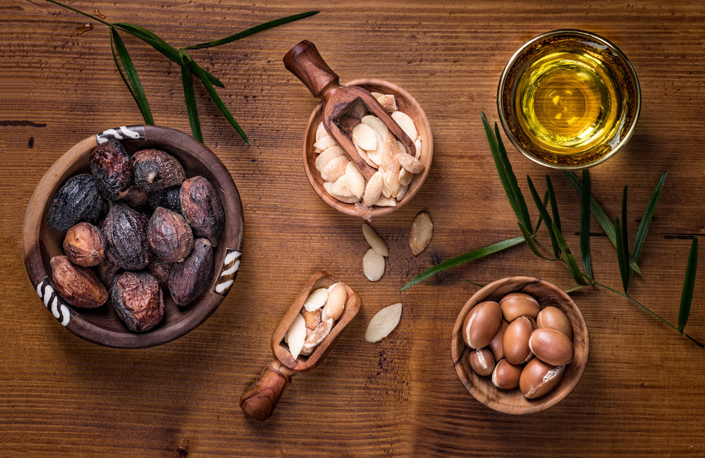 Argan - the gold of the Morrocan desert
