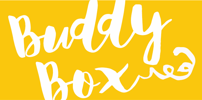 BUY A BUDDY BOX - A BOX OF SELF CARE TREATS FOR YOUR BUDDY