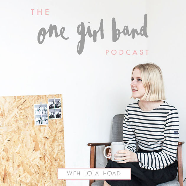 Listen to THE ONE GIRL BAND PODCAST