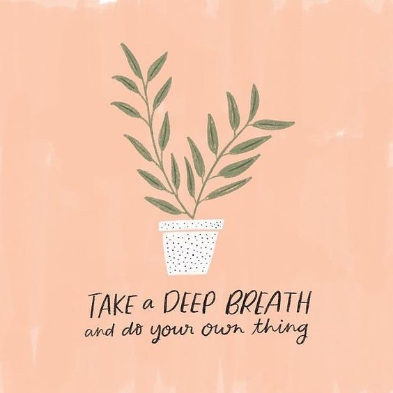 "#Breathe I bloody hate people who say ""breathe"", but #ffs it only bloody works. Ssh. Don't tell em, but you know...breathe. I know that you think you are breathing what with the living bit, but is that oxygen getting further than your throat? Neck? Boobs? Tummy? Breathe it in and send it to your toes 💆🏼‍♀️🧘🏽‍♀️ #meditation #mindfulness #breathing #oxygentherapy #itsfree #mentalmutha"