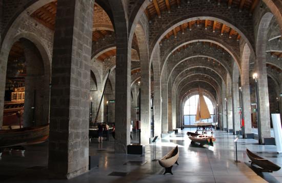 museu maritim barcelona interior 2.jpg
