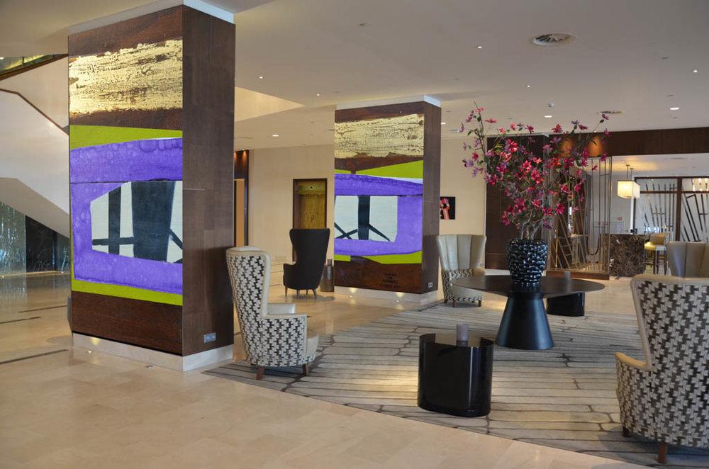 Artist impression | Hilton Hotel Rotterdam | Sasja Hagens