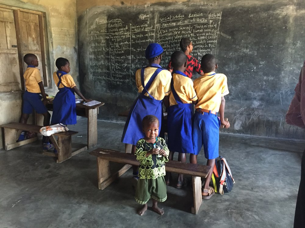 Education - Donations to our education and enterprise fund will allow us to fund teacher salaries at Helping Hands primary school. We also have a number of individuals who we sponsor in education and enterprise and donations are always gratefully received.Updated Feb 2018