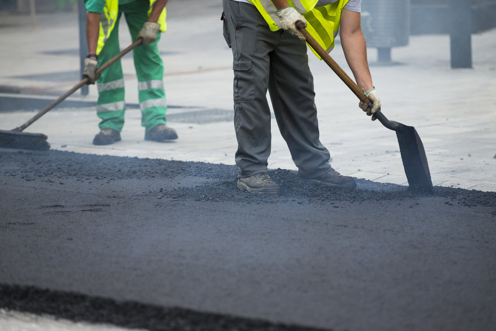 Asphalt Repair  - Apex Asphalt is considered the leader in all aspects of asphalt maintenance including Patching, and Crack Repair.