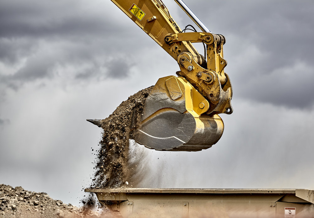 Trucking & Material Delivery - Apex Excavation offers all types of material delivery including Asphalt, Gravel, Pit Run, Road Mix, and Screened Rock. We offer transfer hauling up to 36 tons per load as well as straight trucks hauling 12-15 tons per load. We also offer haul off and disposal of materials from your job site.