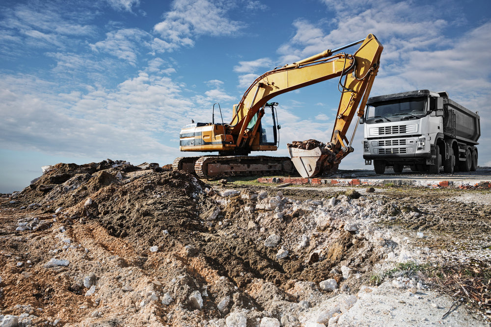Site Packages - Ask us about our Site Packages including Asphalt, Excavation, and Concrete.