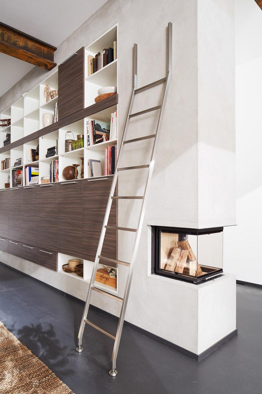 SL.6000 Positionable  Ladders </br> </br>
