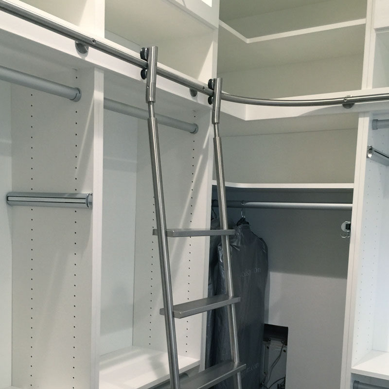 design a how to handmade celebrate ladder and build closet make rolling in hgtv