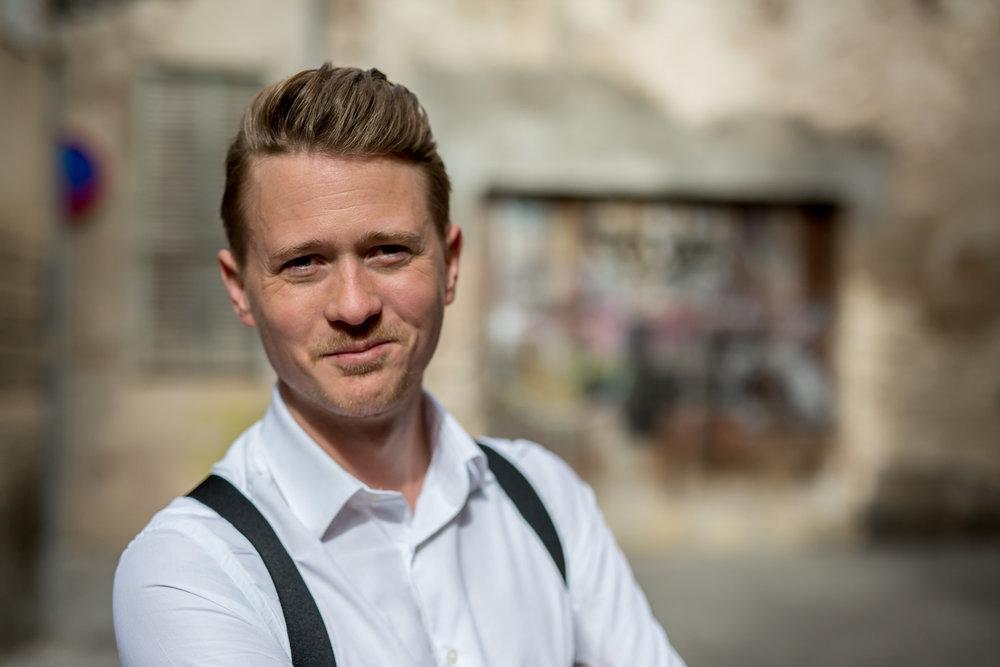 Johan, Photo Credit Vic McLeod