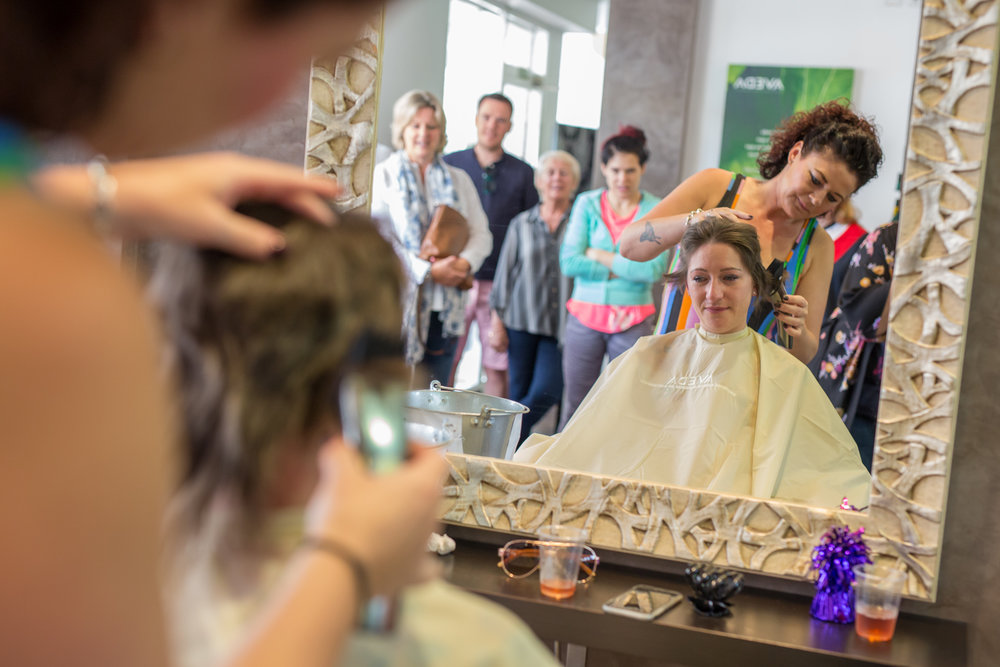 Jackie Lancaster Brave the Shave Social Media Res Photo credit Vic McLeod - Phoenix Media Mallorca-8174.JPG