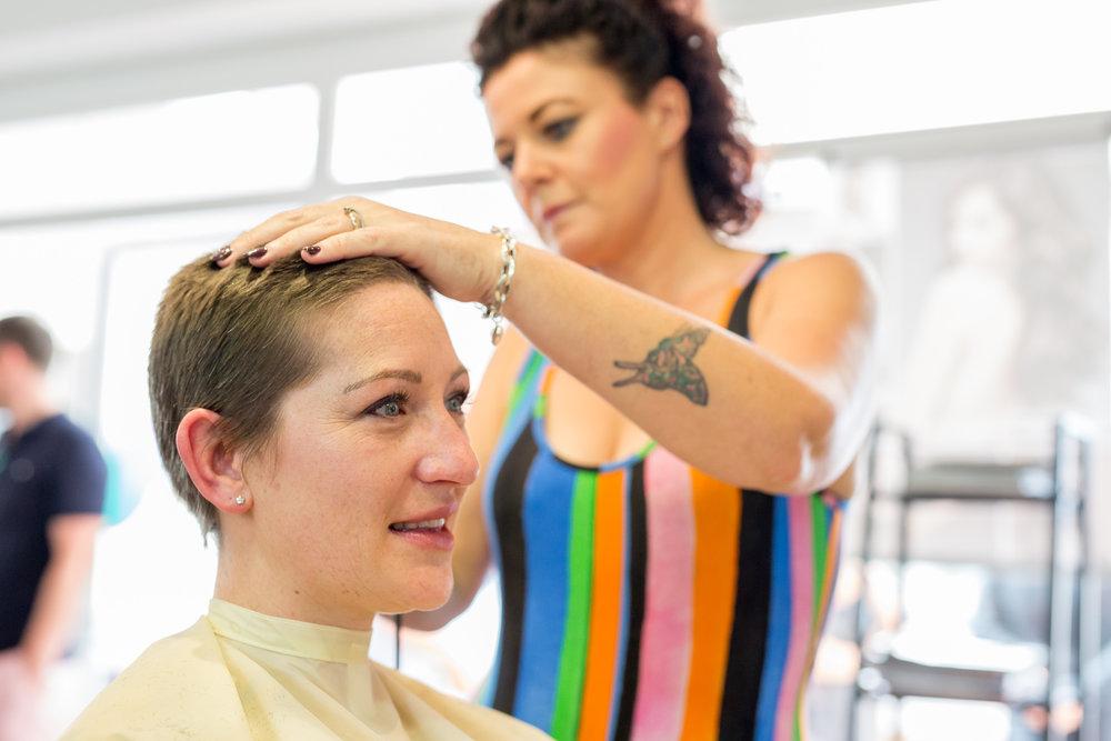 Jackie Lancaster Brave the Shave Social Media Res Photo credit Vic McLeod - Phoenix Media Mallorca-8344.JPG