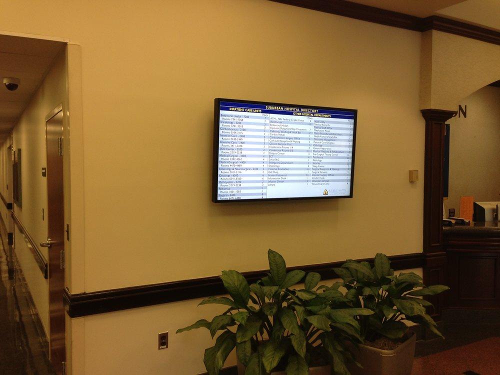 suburban hospital lobby directory #1.jpg