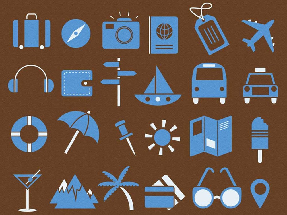 Various Icon designs - CLICK HERE