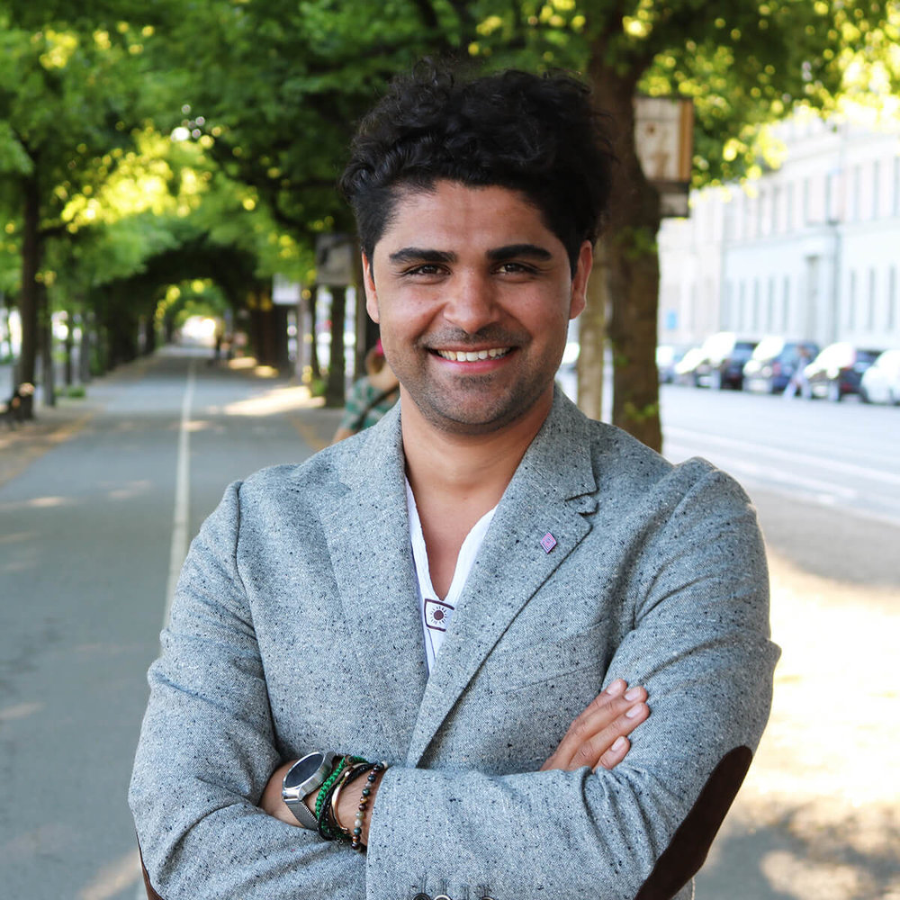 Tahero Nori, Founder of TechBuddy