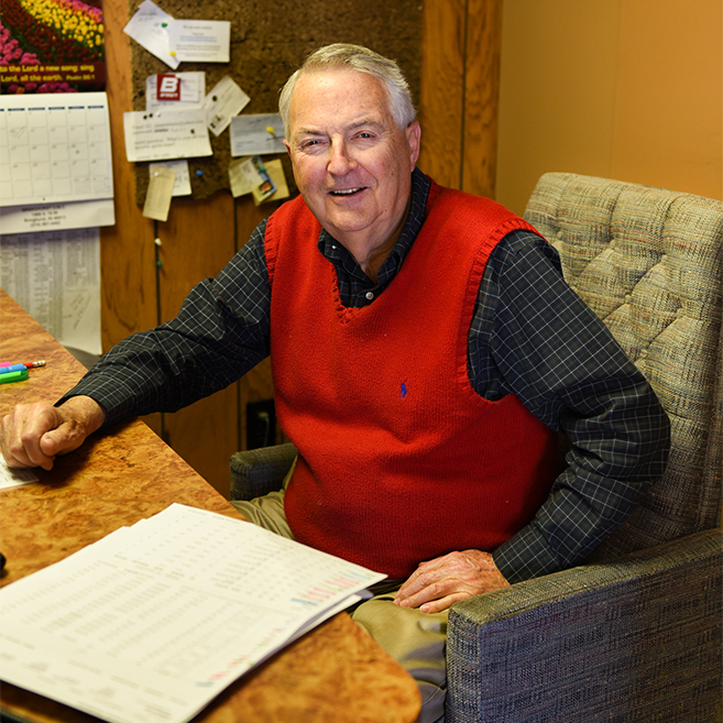Dale - Although he's been semi-retired for the better part of the last decade Dale has been an integral part of the company moving forward during that time. A son of the founder, Dale has been with Zinn's for the past 60+ years and continues to give sage advice to the company.