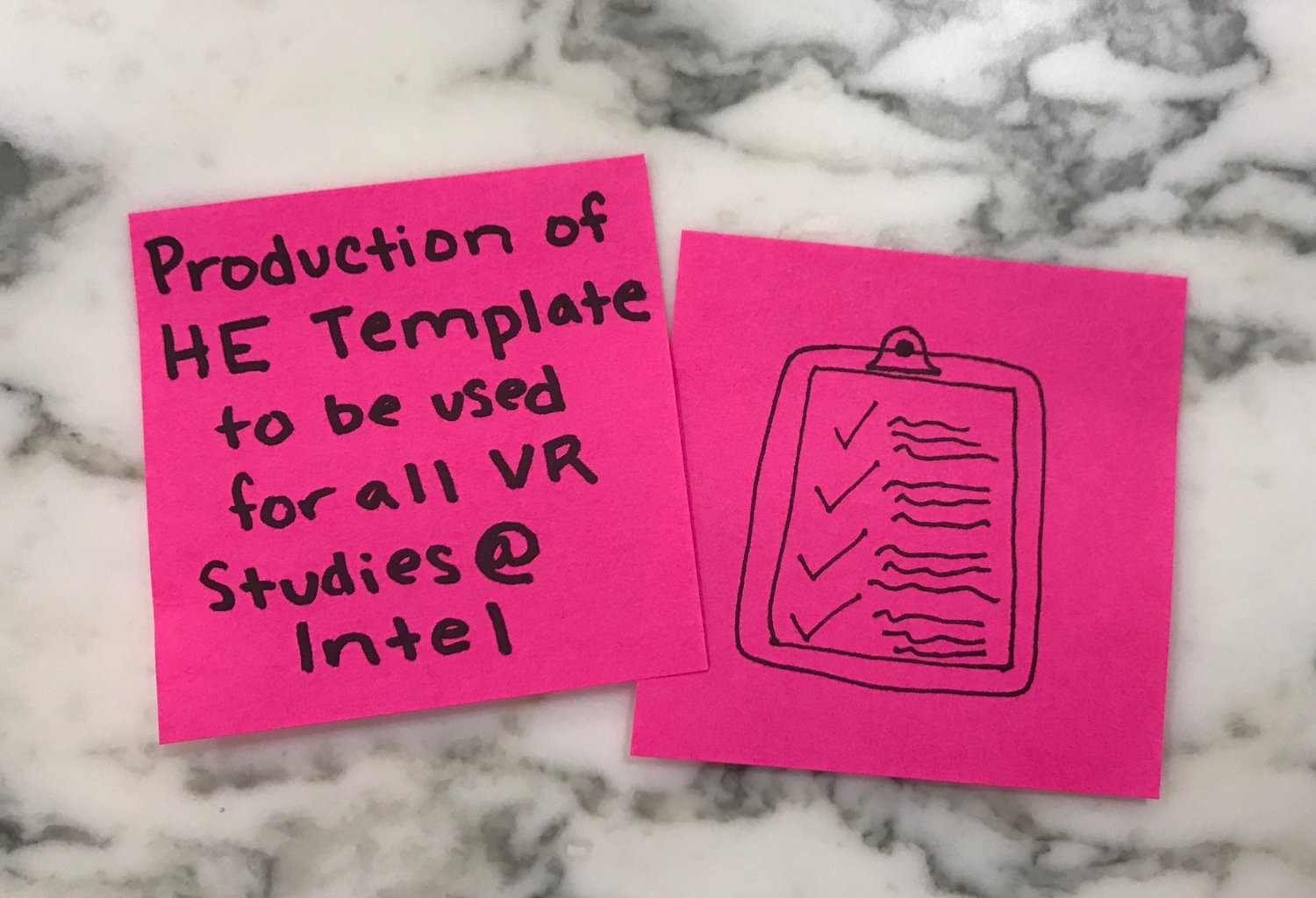 VR Heuristic Evaluation Template — Laura M. Herman