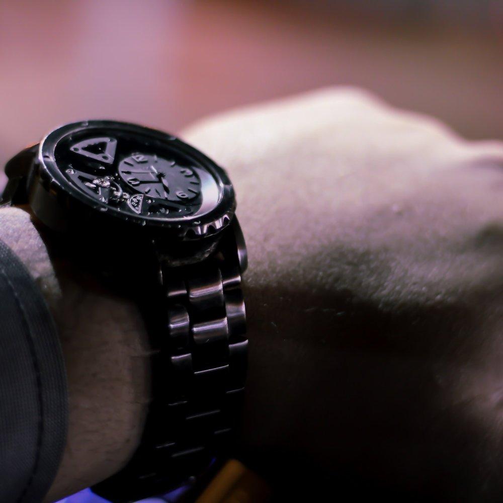 AMJ Watch repair services