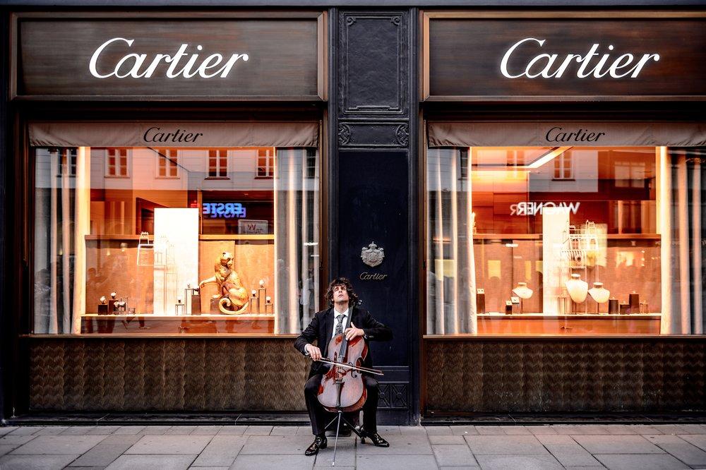 Cartier watch repair AMJ Watch Services
