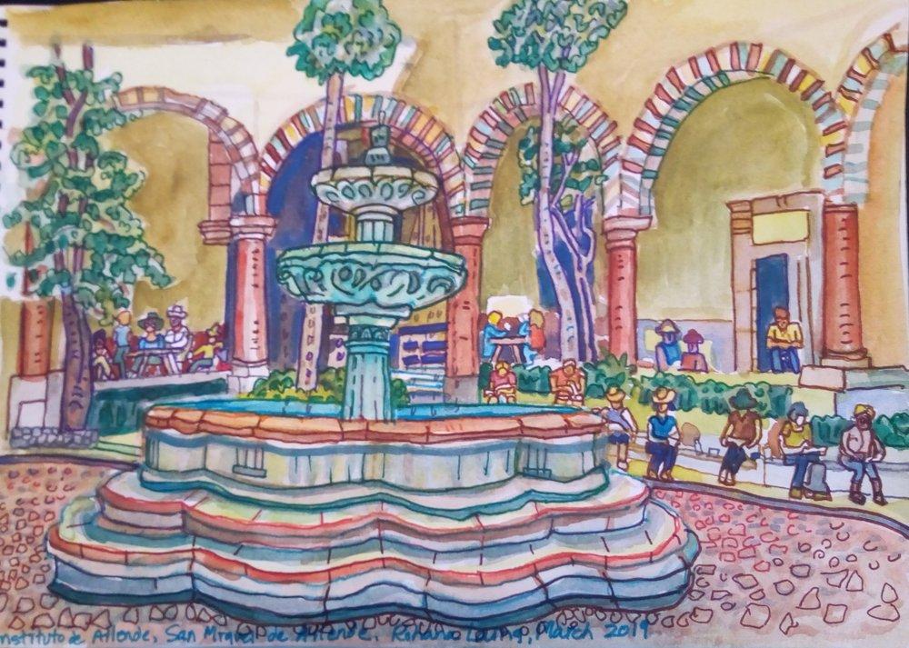 Rohana - fountain patio.jpg