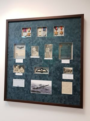 raf memorablia medals and photographs