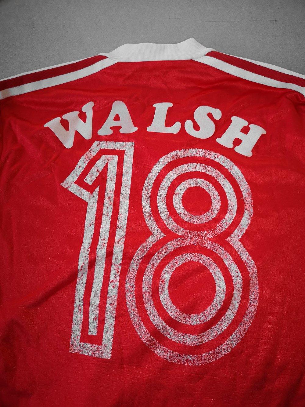 nottingham forest football shirt walsh