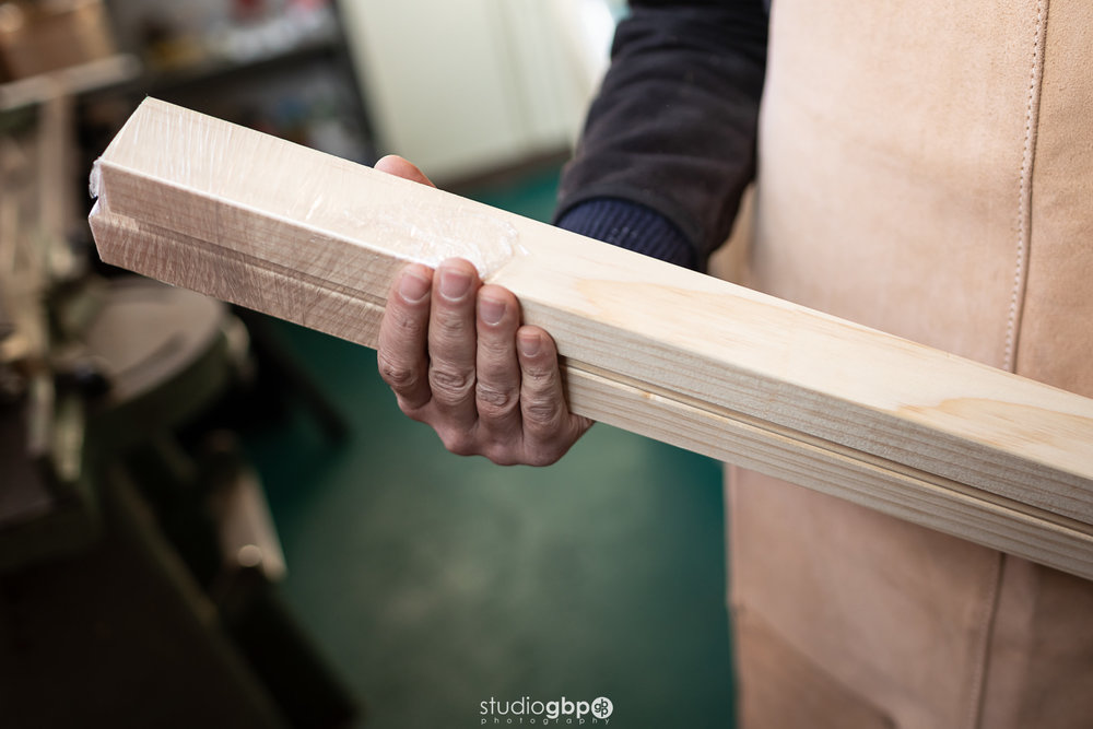 picture framing materials timber