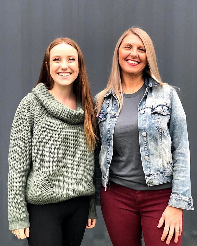 Meet our events team, Lauren & Julie 👯‍♀️ These ladies are here to help you book your company lunch, private party or corporate event 🍾. — When they aren't on the clock, their after shift go-to's are @deepeddyvodka and Lemonade & Crispy Cauliflower from @coop_detroit (Julie) & @minus320 coffee & more @minus320 coffee (Lauren). — Email them —  events@detroitshipyard.com to inquire about booking your event at the Shipping Co. #detroitshippingcompany