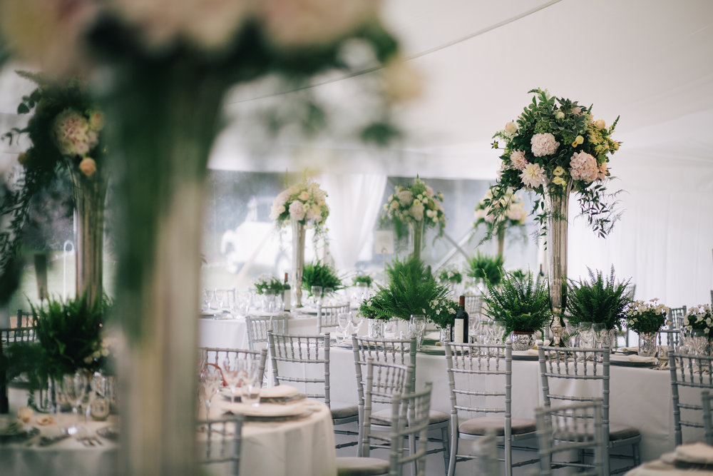 botanical Wedding, Cornwall -