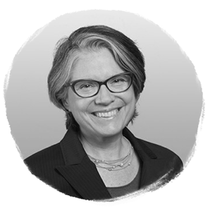 Ms. Caroline Brown   Founder, Brown & Peisch, PLLC. Former co-chair,  Health Care group at Covington & Burling. Former law clerk to U.S. Supreme Court Justices Ruth Bader Ginsburg and Sandra Day O'Connor. Alumna and Former Trustee, Hotchkiss School, top US boarding school. B.A Harvard College; J.D. Harvard Law School.