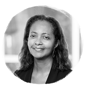 """Ms. Rebecca Haile, Executive Director   Lawyer and finance professional with extensive experience at several NYC firms. Currently Executive Vice President, Foros. Author, """"Held at a Distance: My Rediscovery of Ethiopia"""". Trustee, The Brearley School, top independent school in New York City. B.A. Williams College; J.D. Harvard Law School."""