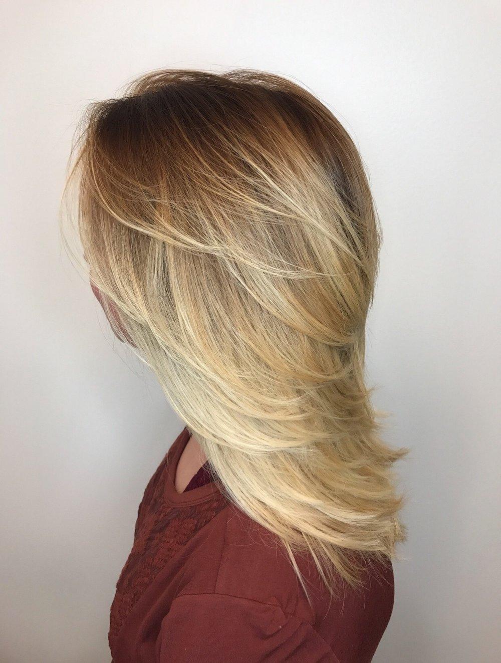 Color Smudging Blonde Highlights.JPEG