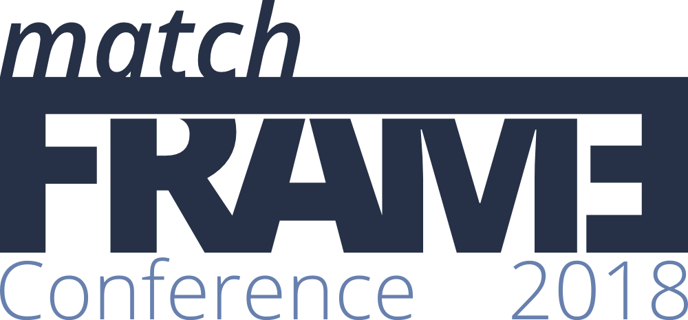 matchFRAME Conference 2018