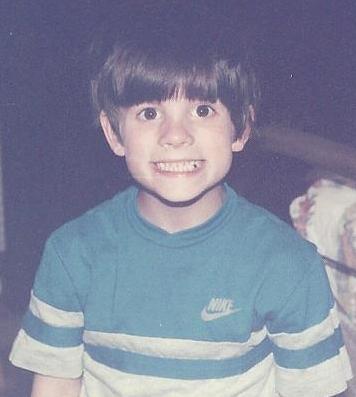 Andrew...also little.