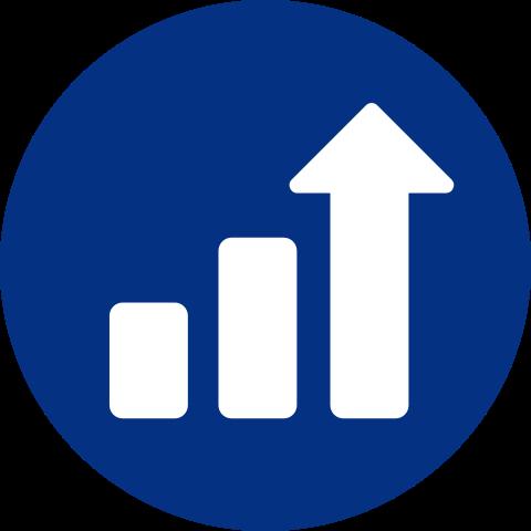 50% - average conversion uplift
