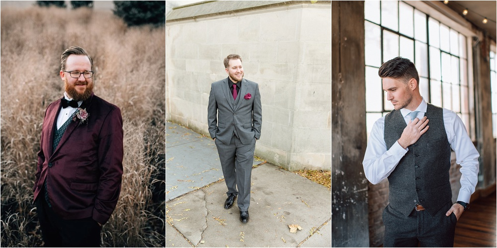 Images by (from left to right):  Steven Michael Photography ,  Ashley Ice Photography ,  Sara Rieth Photography