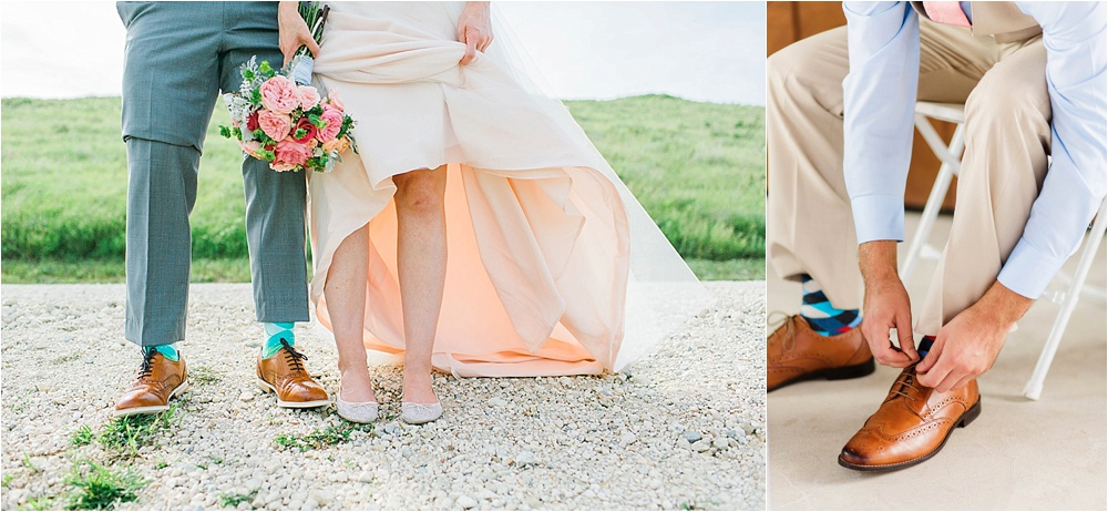 Images by (from left to right):  Jessica Noelle Photography , Brittany McCloskey Photography