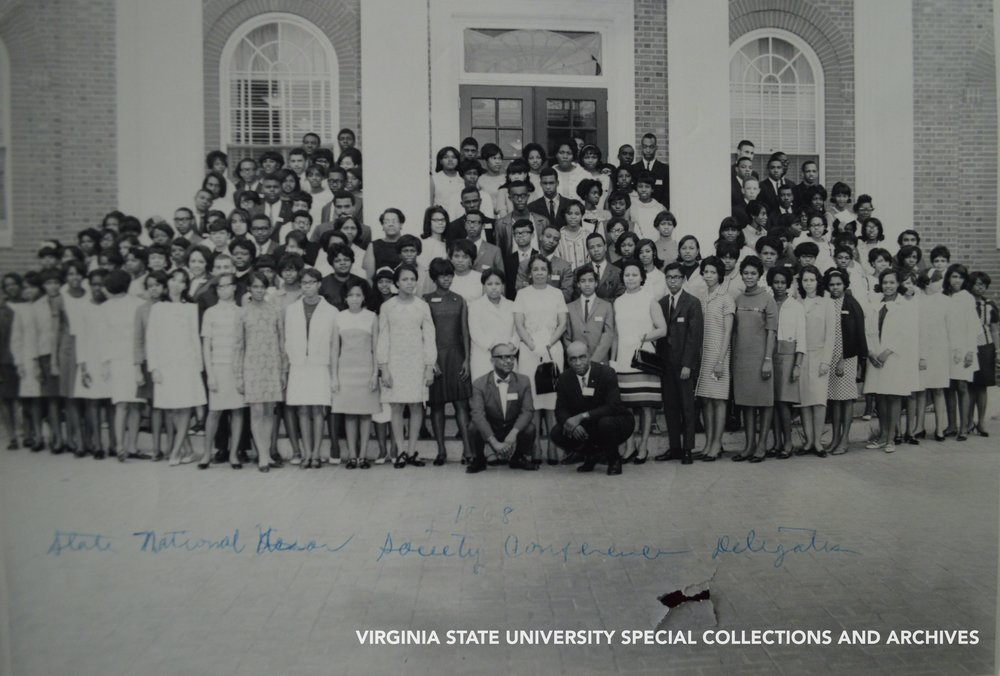 National Honor Society Conference, 1968