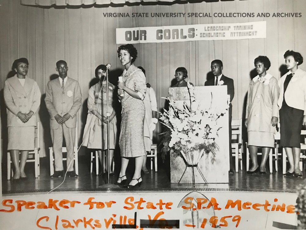 State SPA Meeting, 1959